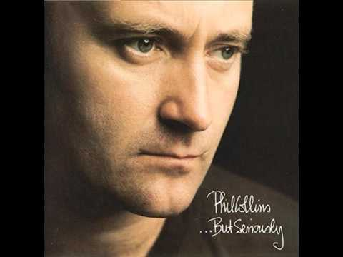 Phil Collins - Something Happened On The Way To Heaven