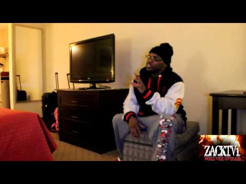 YUNG L.A EXCLUSIVE INTERVIEW / PERFORMANCE