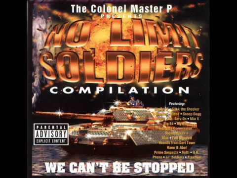 Snoop Dogg - No Limit Soldiers Compilation: We Can