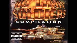 Master P Video - Master P ''No Limit Soldiers II'' Feat. C-Murder, Fiend, Magic, Mia X, Big Ed, Silkk & ...