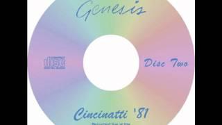 Watch Genesis Behind The Lines video