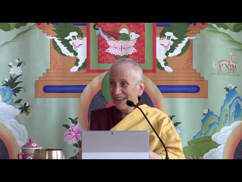 85 The Course in Buddhist Reasoning and Debate: A Defender's Four Answers 07-18-19