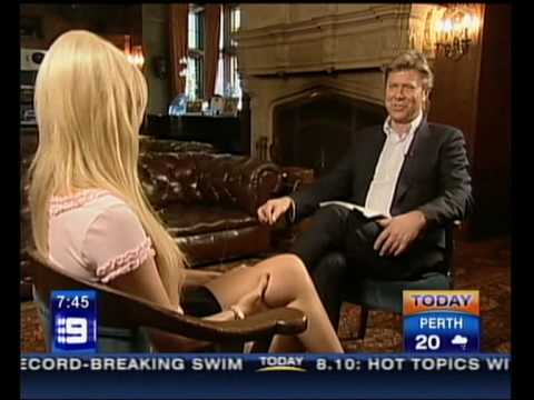 Playboy Girls Next Door Oz Today Show 2of4 Bridget Interview Video