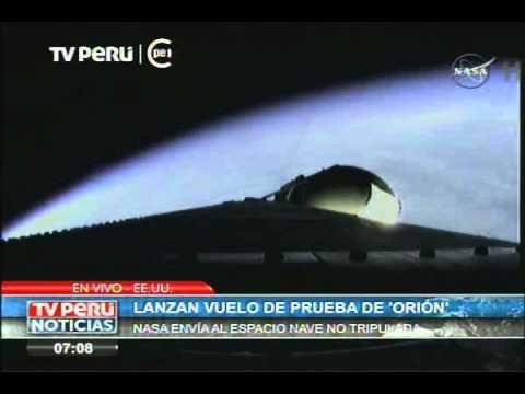Así despegó la nave Orión: NASA más cerca de llegar a Marte en el 2030