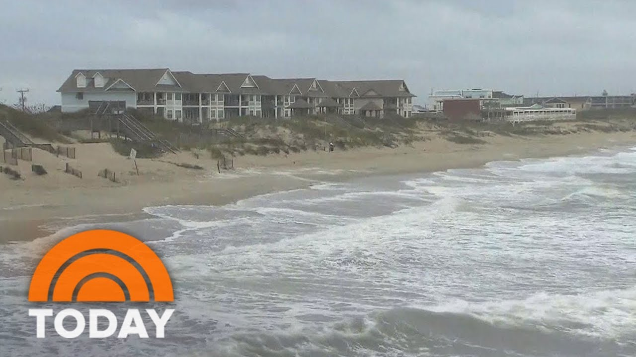 Hurricane Jose: East Coast Braces For Flooding, Rip Currents | TODAY