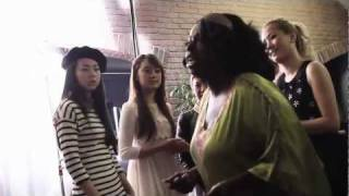 The Wonder Girls Movie Behind The Scenes Episode 2