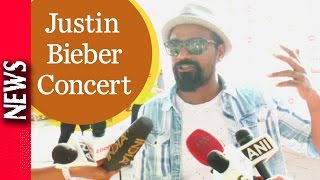 Latest Bollywood News - Bollywood Celebs At Justin Bieber  Tour Concert - Bollywood Gossip 2017
