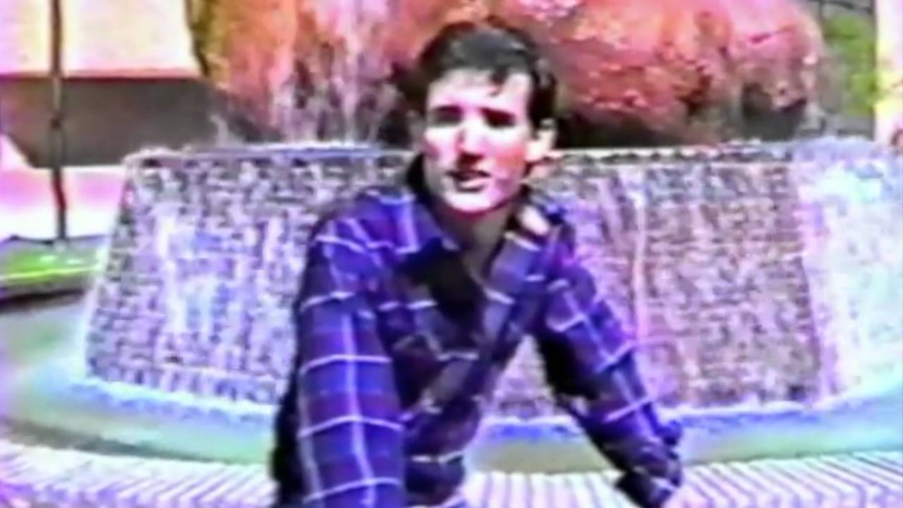 [The aspirations of 18-year old Ted Cruz] Video
