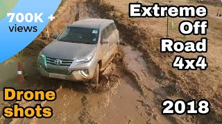 Off Road Day 2018 | Fortuner | Toyota Off Road Camp | Best Car For Off Road | 4x4 | VBO Vlogs | 2018