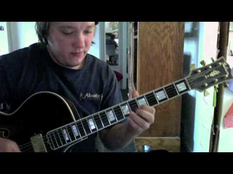 My Romance - Barry Galbraith chord solo