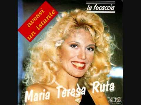 "Maria Teresa Ruta – ""Avessi Un Istante"" Italo Disco Pop 1987"