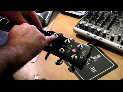 Shameful Use of Phil X and The Best Way To Restring Your Guitar (Video 1)