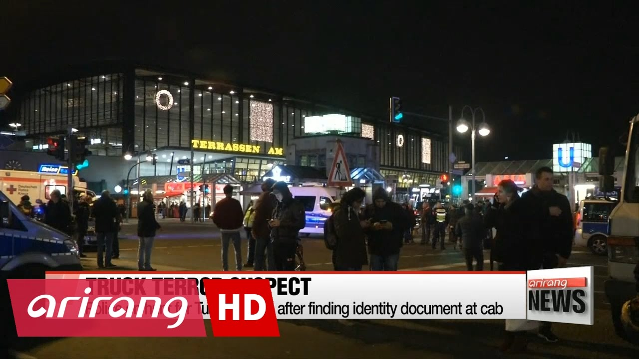 Police hunt for Tunisian suspect after finding identity document