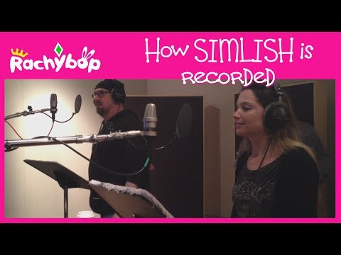 How SIMLISH is recorded!   Rachybop