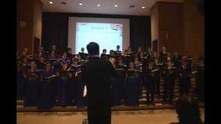 Then Sings My Soul ( Stuart K. Hine / Mary McDonald ) - performed by Vox Angelorum Choir
