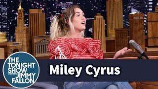 gudang unduh video Miley Cyrus Reveals Her Reasons For Quitting Weed
