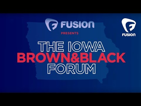 2016 Brown & Black Democratic Presidential Forum