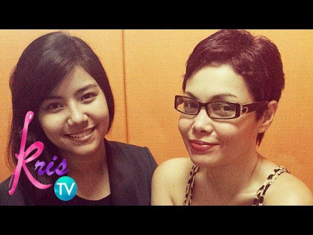 Kris TV: K describes her daughter