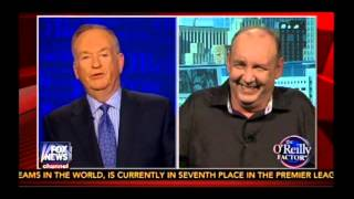 Bill O'Reilly Interviews Actor Nick Searcy Over Abortion Doctor Movie