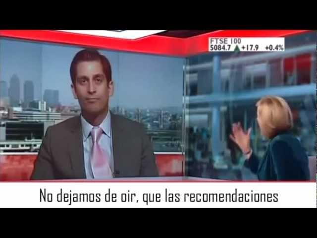 Entrevista BBC - Confesiones de un especulador - Subtitulado