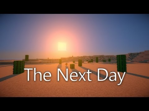 Minecraft: The Next Day | Cinematic