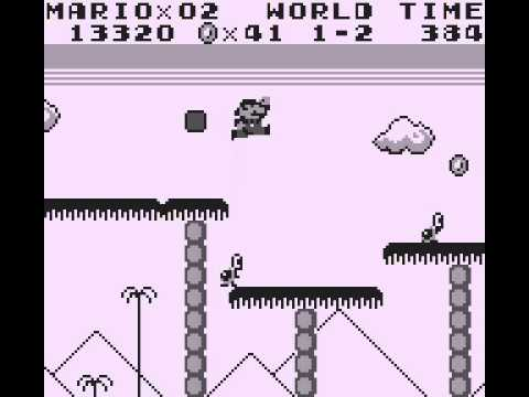 Super Mario Land - Super Mario Land Preview - User video