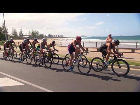 オリンピックディスタンストライアスロン競技のバイクトレーニング再考