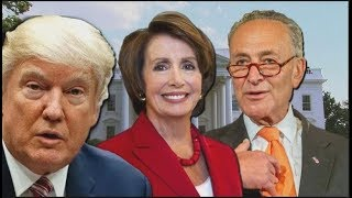 National emergency: La nouvelle bataille Nancy Pelosi vs Trump