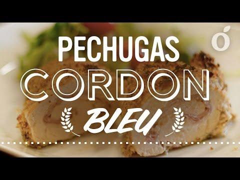 Pollo Cordon Blue | Cordon Bleu | Kiwilimón