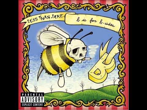 Less Than Jake - Bridge And Tunnel Authority