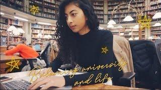 Balancing University and Life