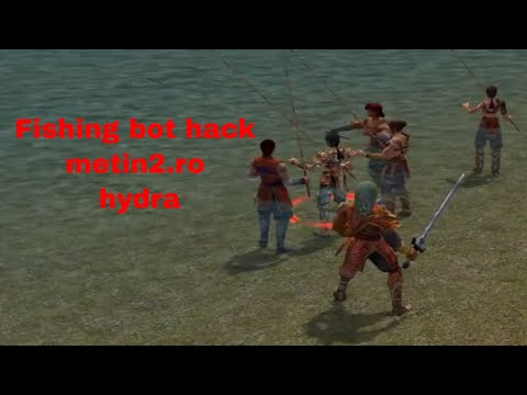 Fishing bot hack metin2.ro hydra