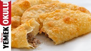 Dışı Çıtır, Puf Puf, İçi Sulu Mu Sulu Çi Börek I Kahvaltı Tarifleri