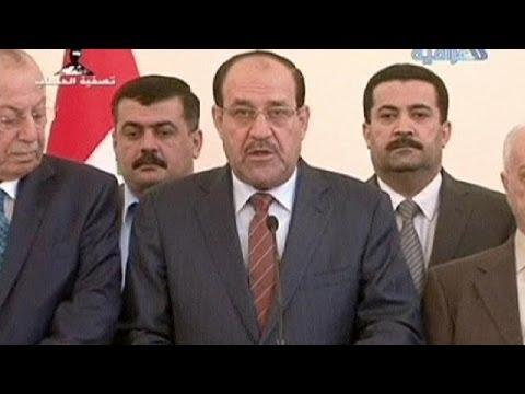 Iraq's PM calls on civilians to help fight jihadists after fall of Mosul