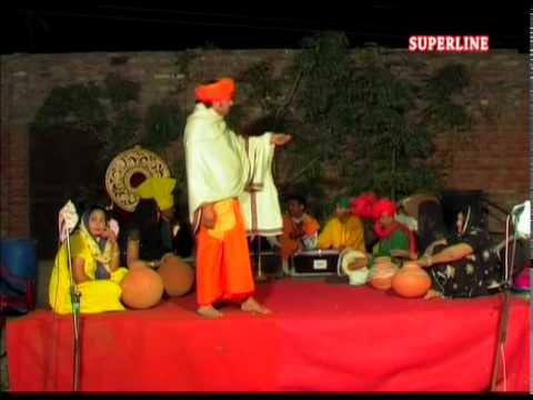 Haryanvi Saang Raja Harish Chander Song Kise Ka Baga Ke Ma video