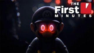 The First 5 Minutes of Super Smash Bros. Ultimate's World of Light Story Mode