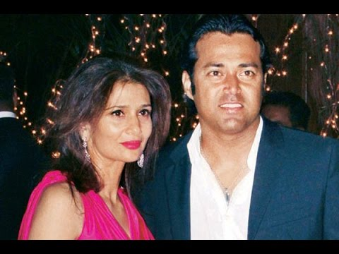 Rhea Was Married To Dutt When She Entered Into A Relationship With Leander - BT