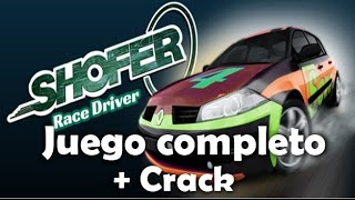 Shofer Race Driver Juego Completo PC-GAME + CRACK