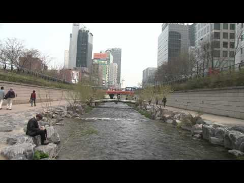 (Seoul Cheong gye stream).m2t