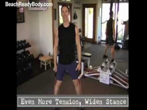 P90X Resistance Band Tips With Tony Horton