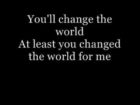 Finger Eleven - Change The World