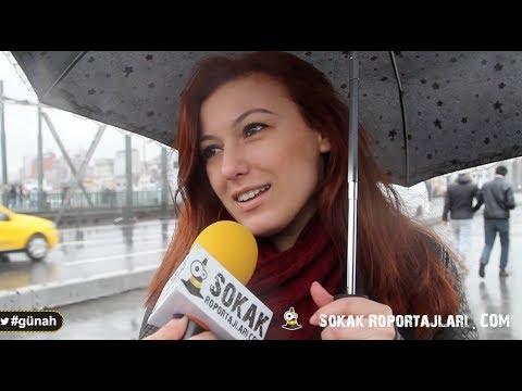 Sokak Röportajları - İnsanların günah işleme  özgürl...