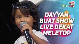 COMEL! Anak Black Hanifah, Dayyan buat persembahan live dekat MeleTOP! | Nabil & Neelofa