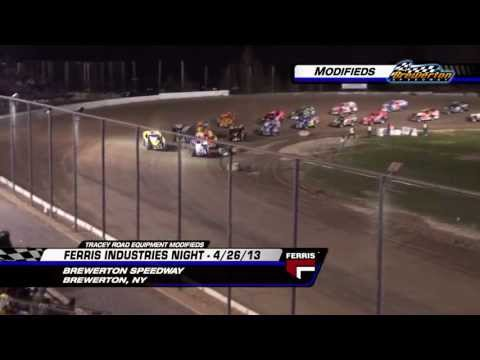 Brewerton Speedway (4/26/13) Recap