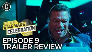 Star Wars: Episode 9 Trailer Reaction and Review from Star Wars Celebration with Jedi Council