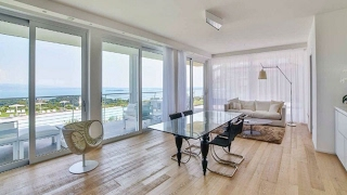 House Lake Garda in luxury condo with lake view  |  Appartamento a Padenghe in residence di lusso