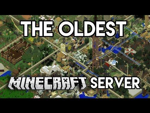 The Oldest Server In Minecraft (MinecraftOnline)