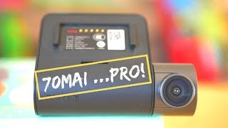 Xiaomi 70Mai PRO - Is it the new BEST budget Dashcam? [unboxing, review & samples]