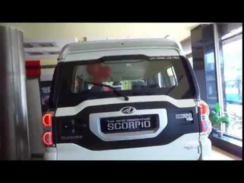 Cars Dinos Mahindra Scorpio 2014 Interior Exterior