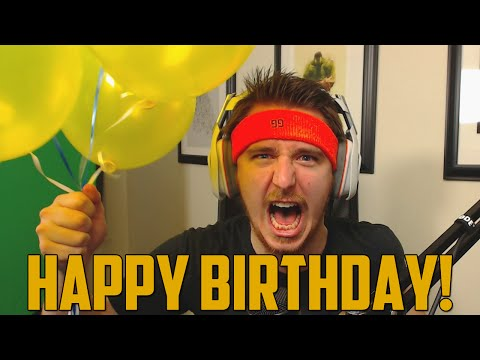 Happy Birthday Goldglovetv! video